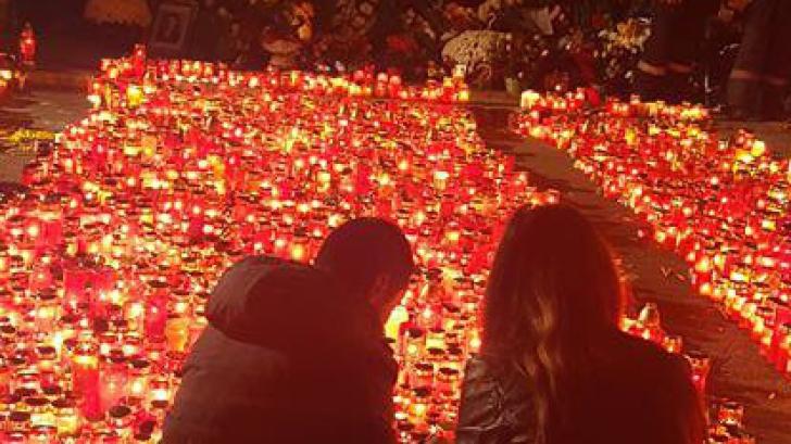 """""""Marşul tăcerii #Colectiv"""":Mobilizare pe Facebook pentru un omagiu adus victimelor din Colectiv LIVE"""