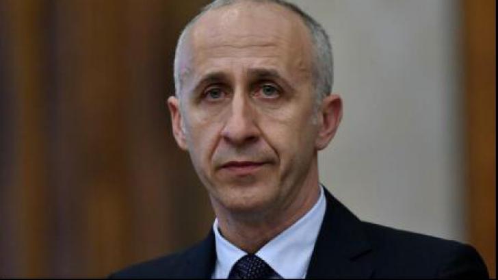 Dan Costescu, bilanţ al mandatului de ministru al Transporturilor. Ce se va întâmpla cu CNADNR
