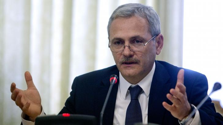 Dragnea: Proiectele legislative ale parlamentarilor PSD se vor discuta în grup