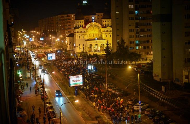 Protest Sibiu