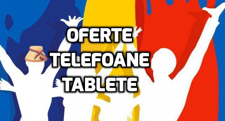 eMAG – ofertă de 1 Decembrie – TOP 20 telefoane și tablete cu reduceri mari