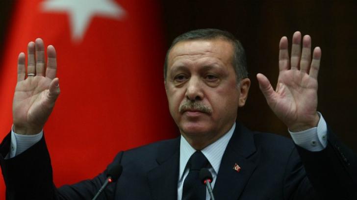 Erdogan, despre avionul rusesc doborât: Ne dorim să nu se fi întâmplat, dar s-a întâmplat. Sper ca..
