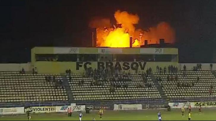 Explozia de la fabrica din Braşov. Bărbatul transferat în străinătate a murit