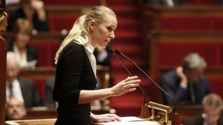 Franța: Le Pen vrea pedeapsa cu decapitarea pentru jihadiști