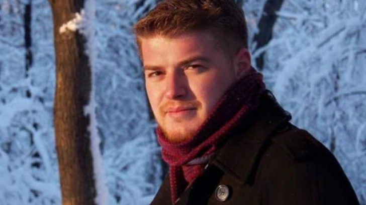 Incident crunt la mormântul lui Andrei Bucă, unul dintre tinerii care au murit în tragedia Colectiv