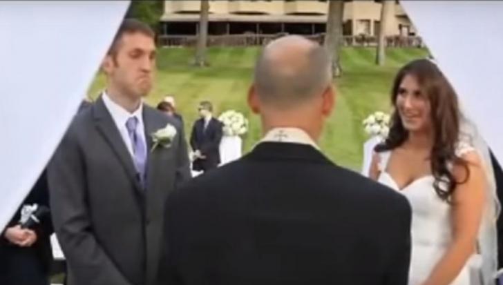 Dezastru la nuntă. S-a întâmplat chiar înainte de marea întrebare. Nuntașii au fost șocați