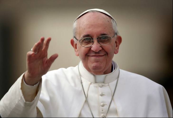 """Papa Francisc, vizită riscantă în Africa: """"Creștinii și musulmanii sunt frați"""""""