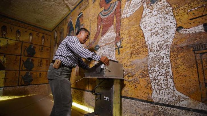 Secretul misterios al mormântului lui Tutankamon, la un pas de a fi dezvăluit