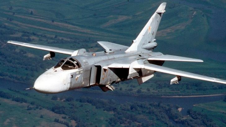 Un avion rusesc a intrat în spațiul aerian israelian