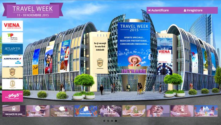 Perfect Tour organizează cel mai mare târg virtual de turism din România