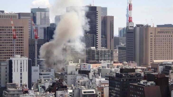 Explozie la un sanctuar de război din Tokyo