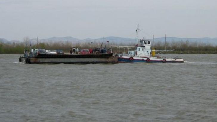 Cod Portocaliu de inundaţii pe Dunăre