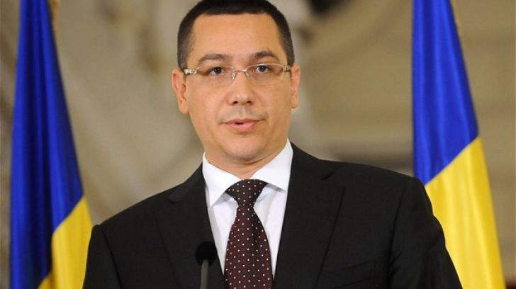 Victor Ponta: Îmi depun mandatul de prim-ministru și al Guvernului României