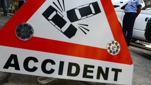 Accident grav în Iaşi. Şase persoane rănite. Trei, în stare gravă