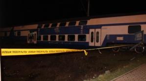 Accident înfiorător. Patru morţi, după ce un taxi a fost spulberat de un tren / Foto: bistriteanul.ro