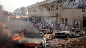 Atentat în Nigeria. Peste 20 de morţi şi 90 de persoane rănite
