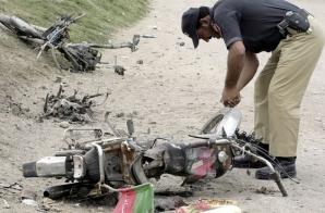 Atentat sinucigaş cu 10 kg de explozibil pe motocicletă: 22 de morţi, 40 de răniţi