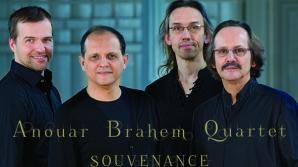Jazz Night Out prezintă Anouar Brahem Quartet-Souvenance la Bucureşti