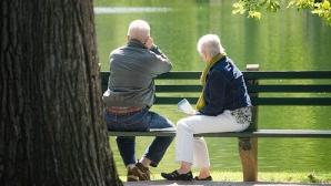 Emoţionant. Povestea de dragoste a deceniului. Aceşti bătrânei demonstrează că iubirea nu are vârstă