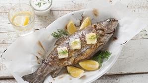 Sâmbătă este dezlegare la peşte: Cum prepari cea mai bună garnitură
