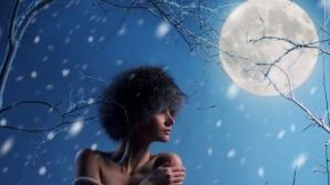 Ce zodii sunt afectate de luna rece, vizibilă de Crăciun