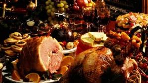 Ce cuprindea meniul românilor de Crăciun în anul 1937?