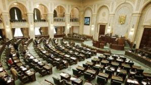 PNL a vrut să introducă pe ordinea de zi a Senatului Legea dării în plată. Propunerea, respinsă