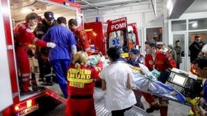 Starea răniţilor din Colectiv. 24 de persoane mai sunt internate. 3 pacienti, în stare critică
