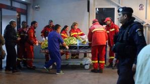 Starea răniţilor din Colectiv. 4 pacienţi vor fi externaţi luni