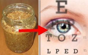 Un vechi remediu natural rusesc îmbunătăţeşte vederea! E miraculos!