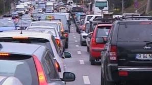 Trafic infernal pe DN1: Se circulă bară la bară la intrările în Comarnic şi Buşteni