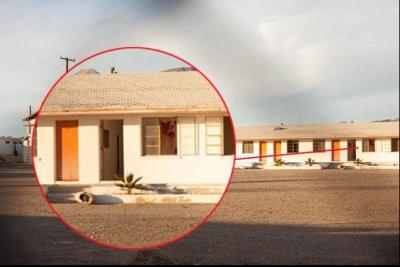 A fotografiat un motel abandonat. Când a scos pozele s-a cutremurat. Ce a descoperit într-o cameră