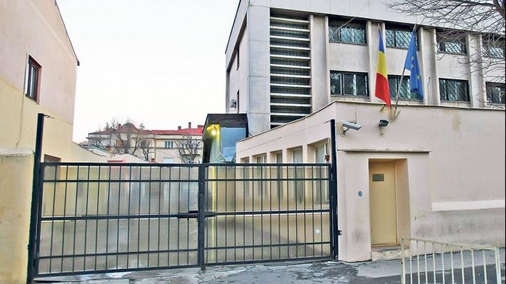 Arestul Central al Poliției Capitalei