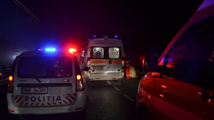 Șase persoane din Republica Moldova, rănite pe DN 2 într-un accident rutier