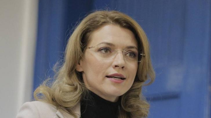 Alina Gorghiu avertisment către liberali pentru a nu începe anul electoral cu stângul