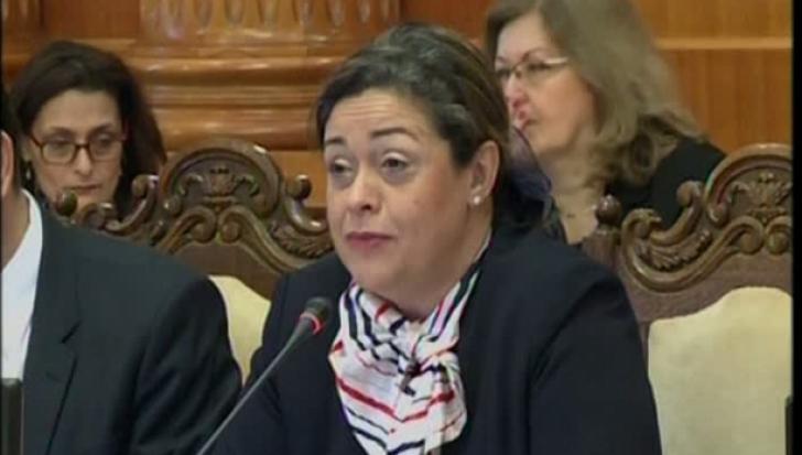 Ana Costea, despre majorarea salariului minim: Trebuie să analizăm ca să nu facem mai mult rău