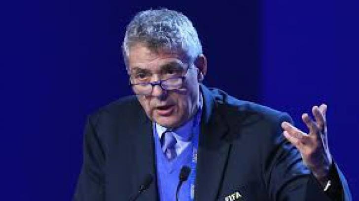 A fost anunţat numele preşedintelui interimar al UEFA