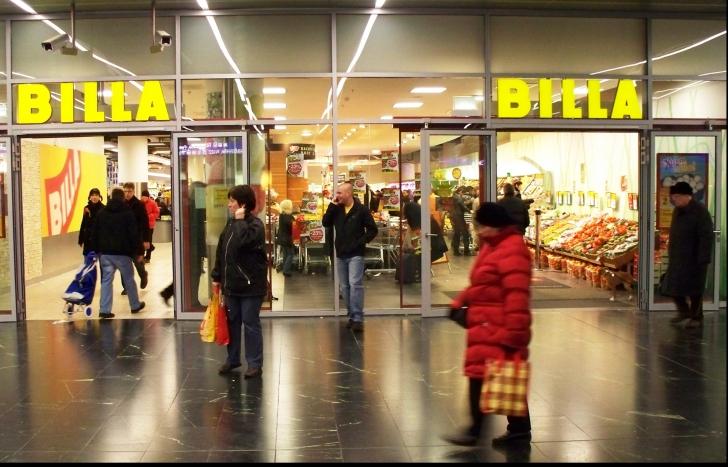 Carrefour a cumpărat Billa România