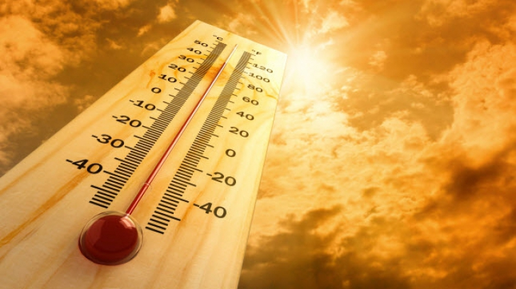 Temperaturi record în Brazilia. Câte grade s-au înregistrat înainte de Crăciun