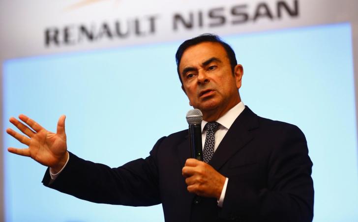 Șeful Alianței Renault Nissan