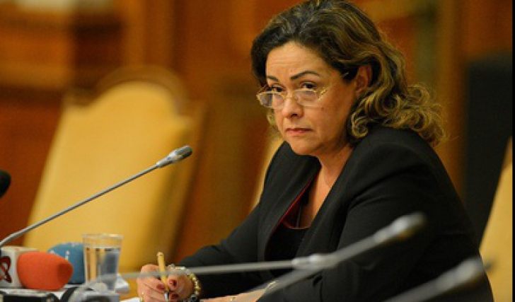 Ministrul Muncii, Ana Costea