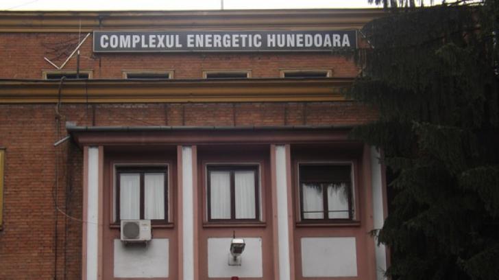 Complexul Energetic Hunedoara şi-a cerut insolvenţa