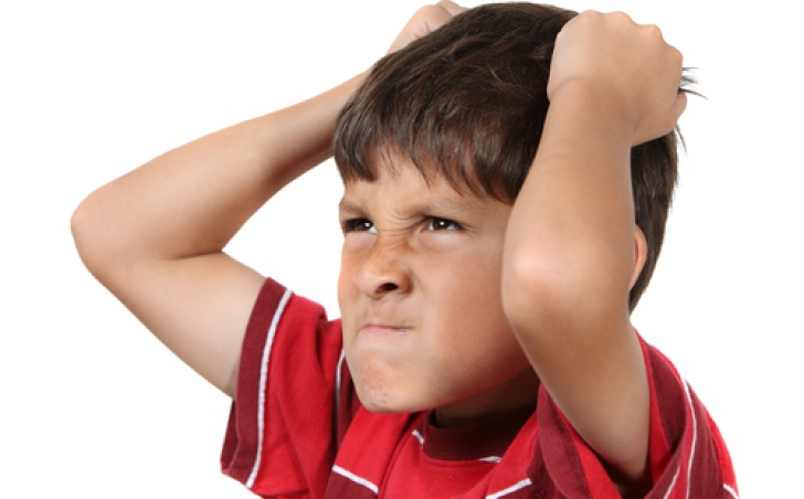 Copii cu probleme de comportament