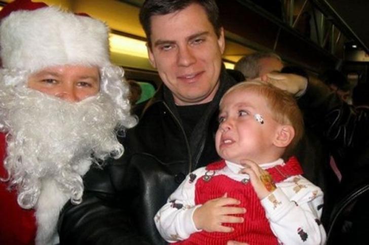 GALERIE FOTO. Au vrut câteva poze frumoase cu Moş Crăciun. Iată cum au ieşit!