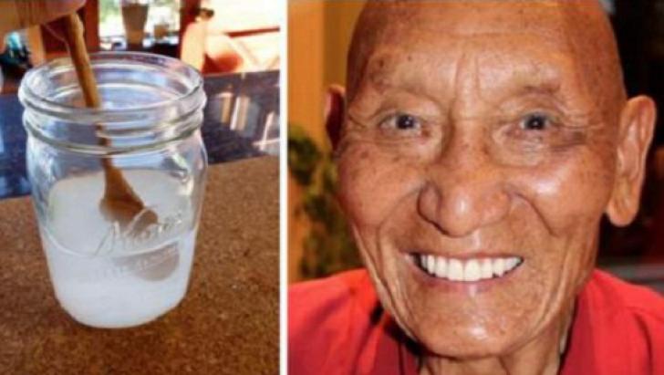 Dinţi puternici şi albi până la adânci bătrâneţi: Reţeta naturistă a călugărilor tibetani