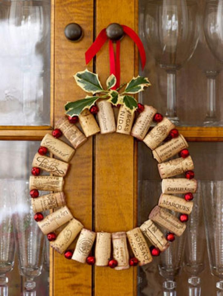 20 de coronițe de Crăciun pe care le poți face singură, acasă, foarte simplu. Sunt superbe!