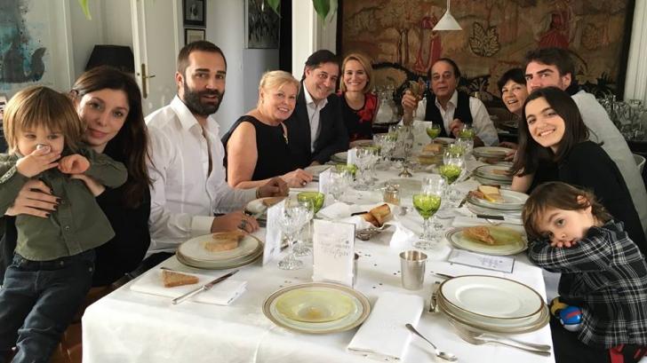 """Andreea Esca, mărturii despre Crăciunul în familia sa: """"Mâncăm până nu mai putem respira"""""""