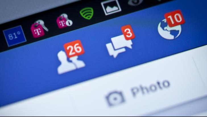 Facebook întâmpină probleme luni dimineață