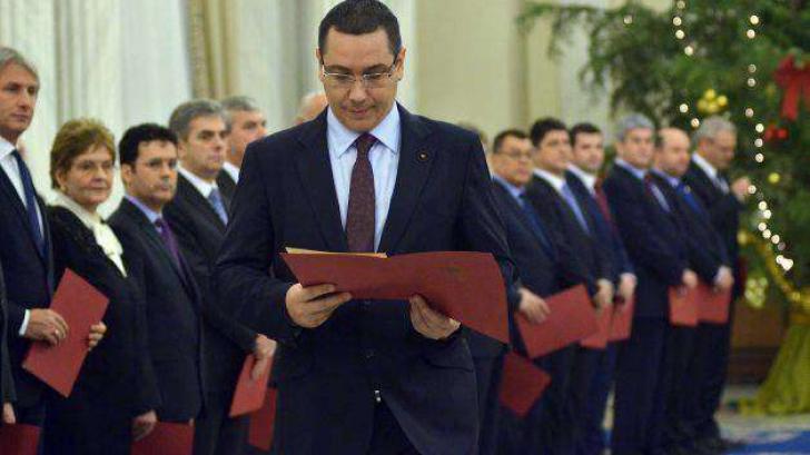Curtea de Conturi atacă guvernarea Ponta: Mare parte dintre HG privind alocările bugetare, nelegale