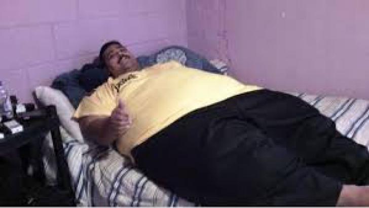 Cel mai gras om din lume a murit, la 444 de kg. Făcuse o operaţie de micşorare a stomacului